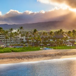Property Overview Of Sheraton Maui Resort & Spa
