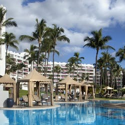 Lower Lagoon Pool Resort View, Fairmont Kea Lani, Hawaii