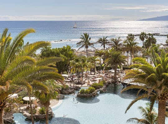 Overview of Gran Hotel Bahia Del Duque Resort, Tenerife