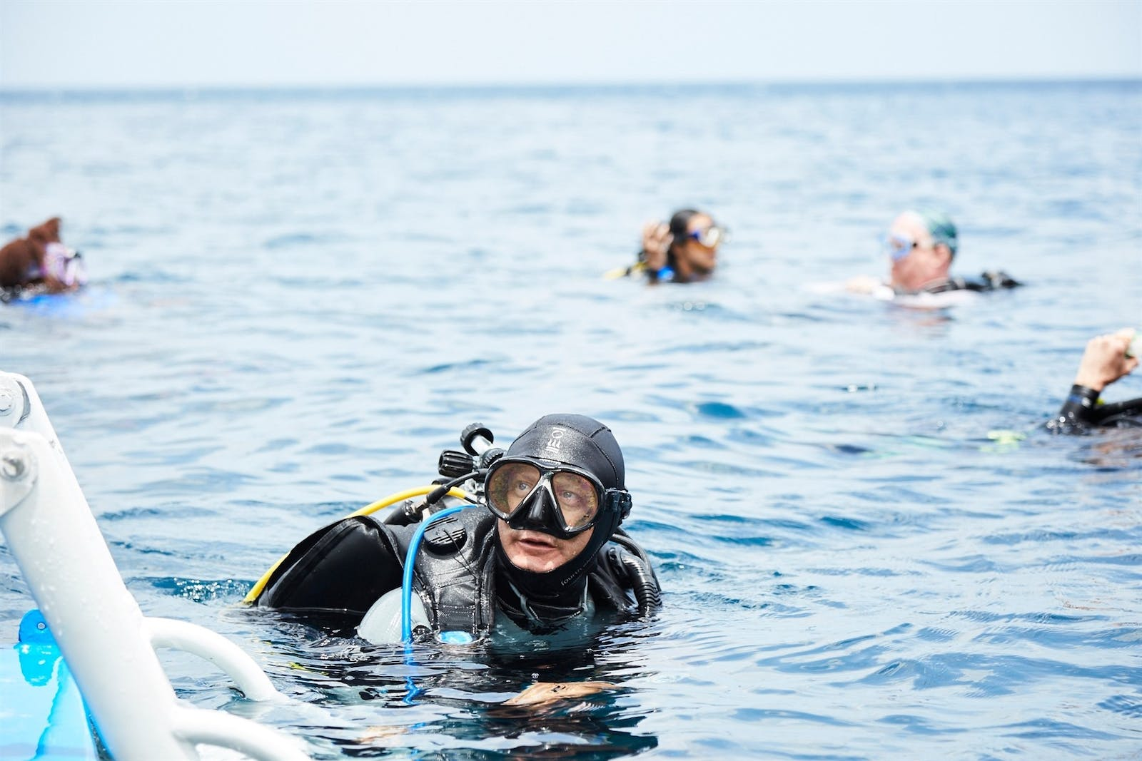 Scuba Diving, Fort Young, Dominica
