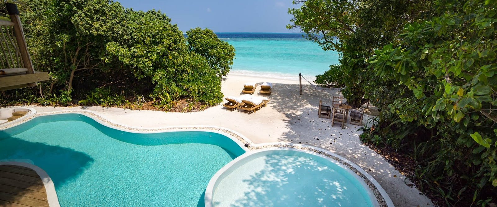 3 Bedroom Villa Suite with Pool at Soneva Fushi, Maldives, Indian Ocean