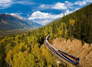 Rocky Mountaineer: World's Most Scenic Railway Journeys
