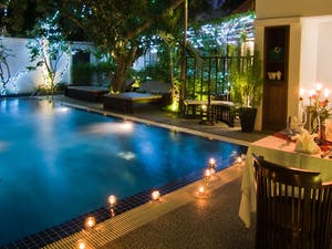 Private Dinner at La Rose Suites, Phnom Penh