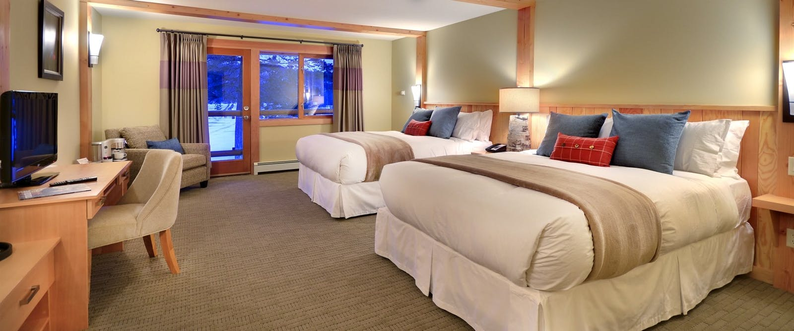 Double Room at Tyax Wilderness Resort & Spa