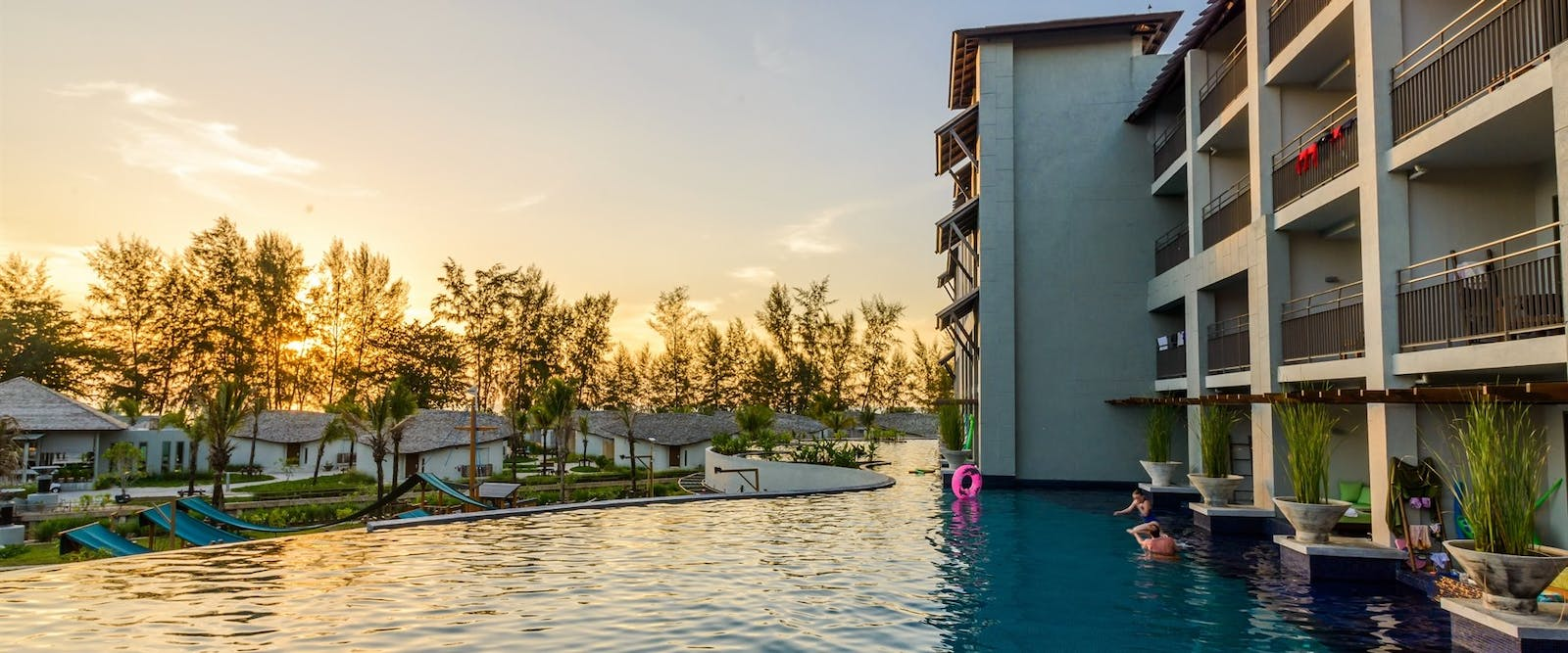 Exterior of Mai Khao Lak Beach Resort & Spa