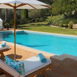 Swimming Pool at Residencia Alaro, Spain