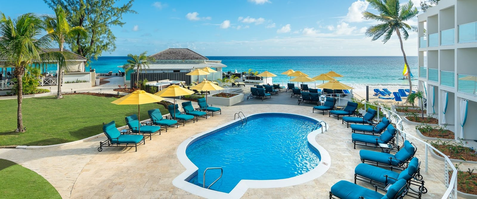 1 12 Only Pool At Sea Breeze Beach House Barbados