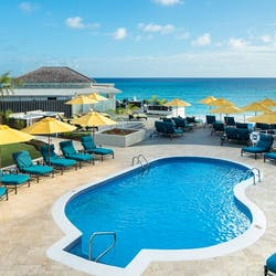 Adult-only pool, Sea Breeze Beach House, Barbados