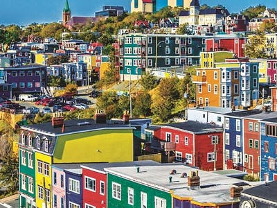 discover newfoundlands capital st. johns