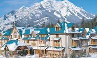 Banff Caribou Lodge & Spa In The Winter