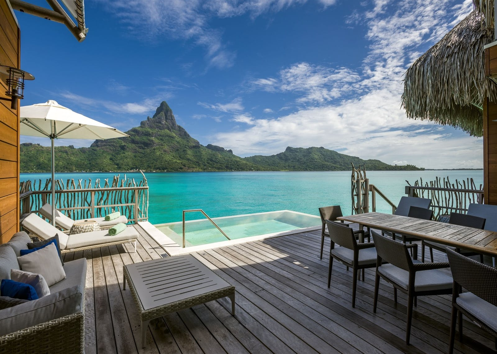Brando Suite at InterContinental Bora Bora Resort & Thalasso Spa, French Polynesia