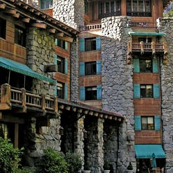 Majestic Yosemite Hotel, California