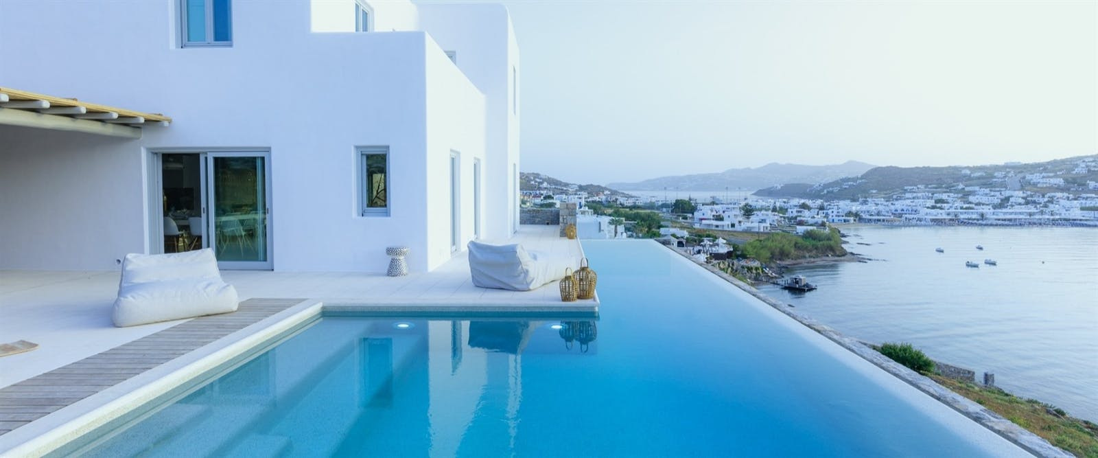 The Villa at Kenshõ Boutique Hotel & Suites, Ornos, Greece