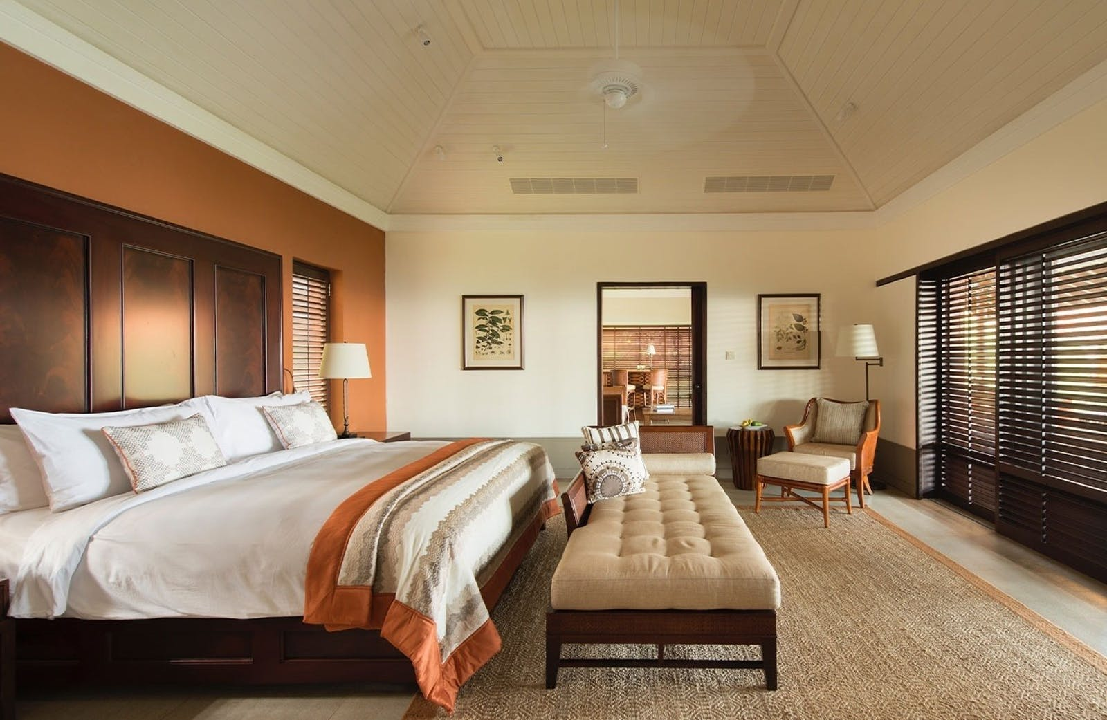 Room example at Cape Weligama