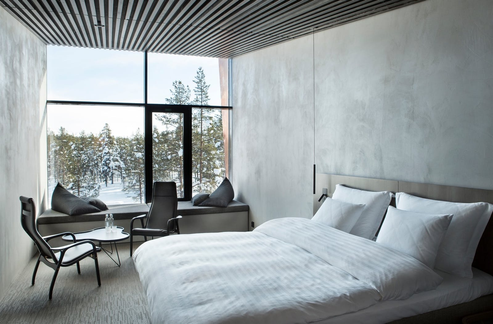 Skyview Suite, Javri Lodge, Finland