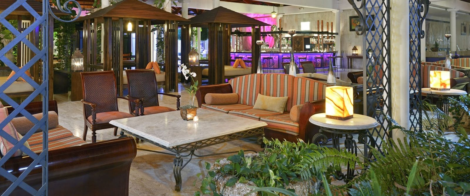 Luxury Suit Terrace at Paradisus Punta Cana Resort, Dominican Republic