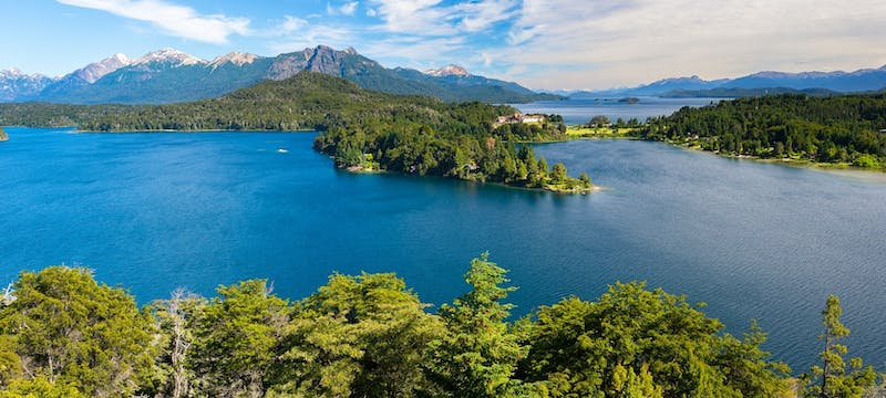 Lake Nahuel Huapi, Argentina & Chile: Patagonia's Lake District