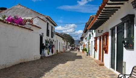 saturday 6th october 2018 bogot  villa de leyva