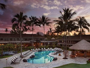 Exterior View of Koa Kea Hotel & Resort, Hawaii