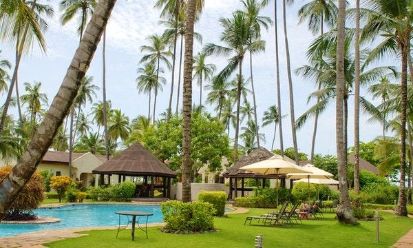 São Tomé and Príncipe Hotels