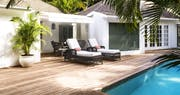2 Bedroom Garden Suite with pool at Cheval Blanc St Barth Isle de France
