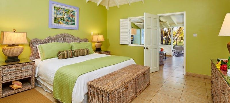 Deluxe Garden Suite at Nisbet Plantation Beach Club, Nevis