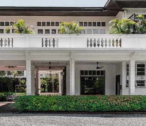 Exterior of The Henry Hotel, Philippines