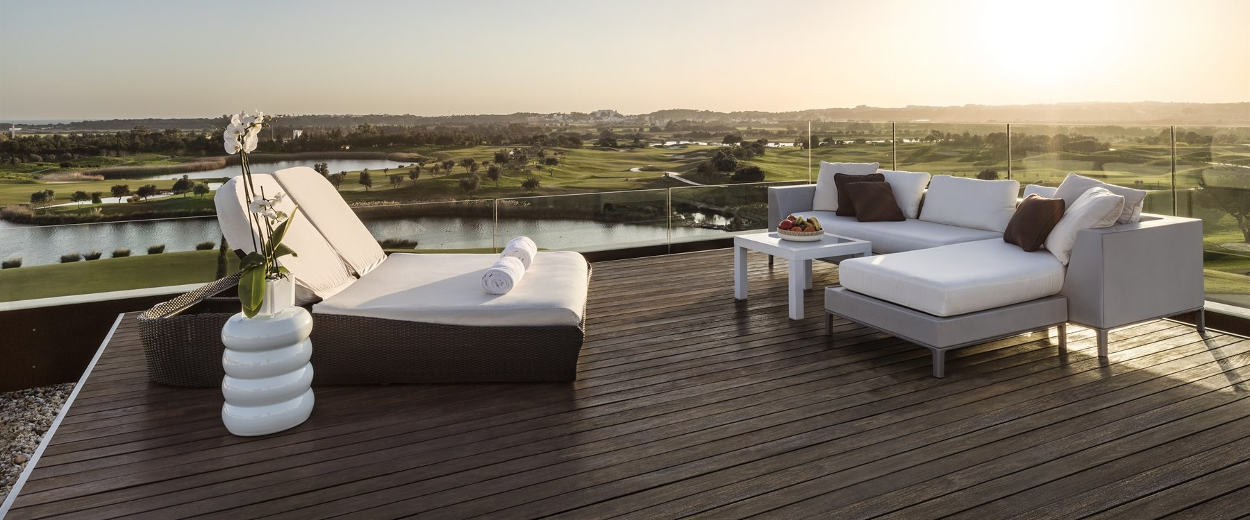 Presidential Terrace at Anantara Vilamoura, Algarve
