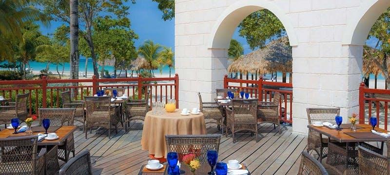 Restaurant at Beaches Negril Resort & Spa