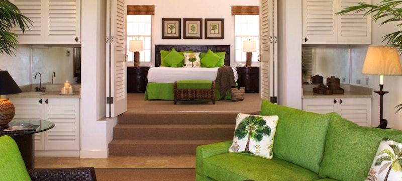Cambridge suite at Cambridge Beaches Resort & Spa, Bermuda