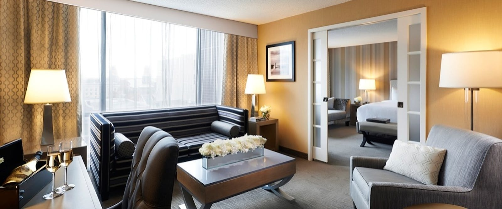 executive suite at prince george hotel halifax