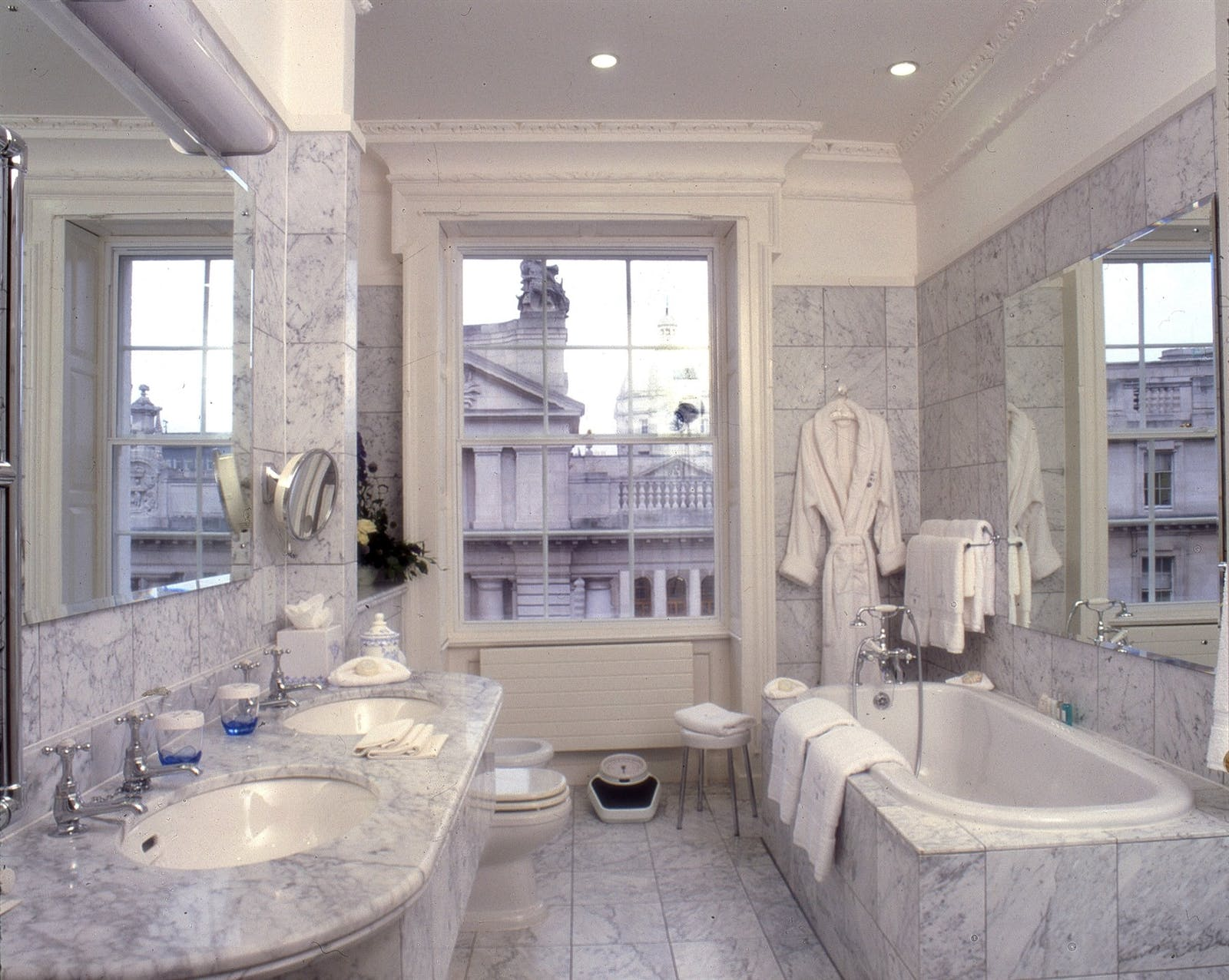 Bathroom of The Merrion