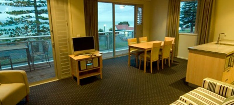Premium 2 bed room at The Crown Hotel, Napier & Hawke's Bay