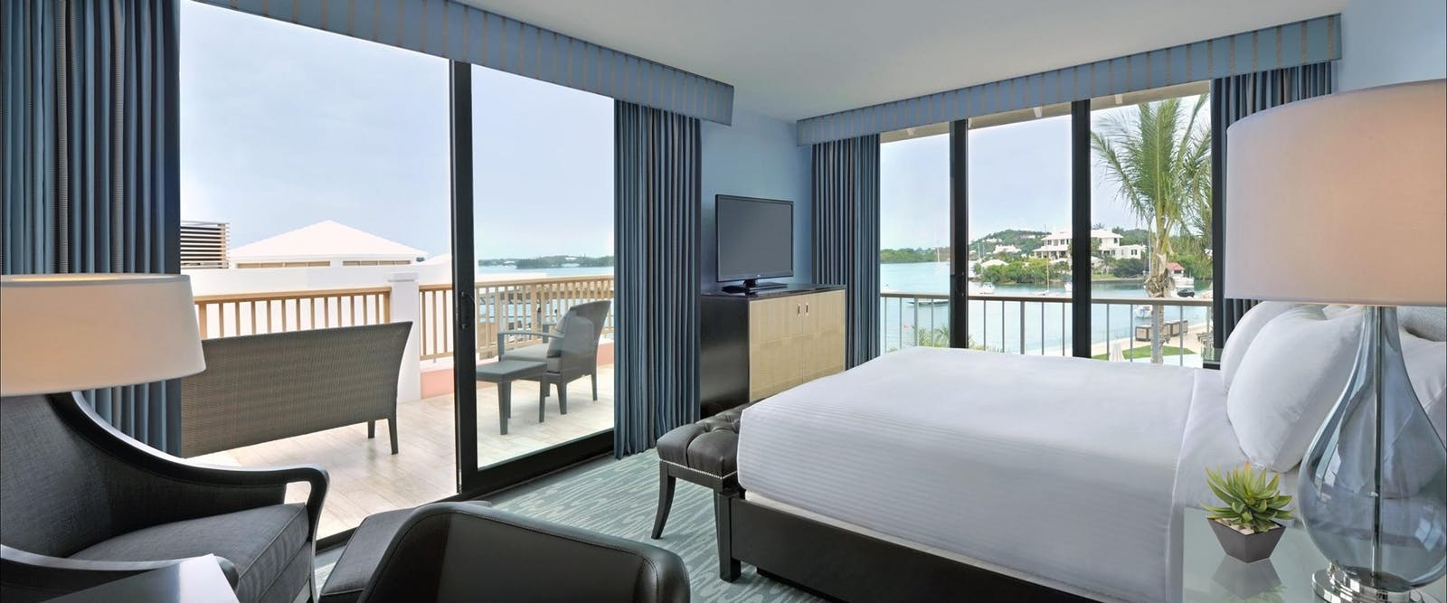 Two Bedroom Suite at Hamilton Princess & Beach Club, Bermuda