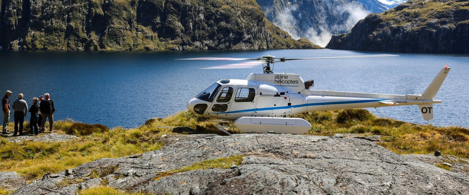 Helicopter Experience at Minaret Station, Wanaka