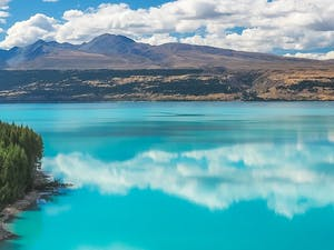 lake pukaki, Highlights of South Island