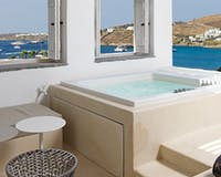 Junior Suite with Outdoor Hot Tub at Kenshõ Boutique Hotel & Suites, Ornos