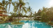 Swimming pool at Grand Mirage Resort and Thalasso Bali