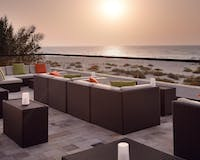 Beach House Rooftop  at Park Hyatt Abu Dhabi Hotel & Villas