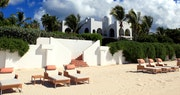 Beach at Cap Juluca, Anguilla
