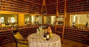 Wine room at Cap Juluca, Anguilla