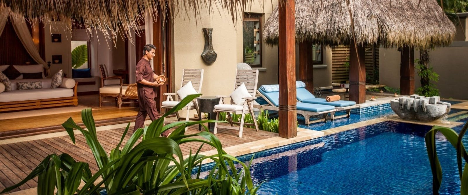 Maia Signature Villa Butler at Maia Luxury Resort & Spa, Seychelles