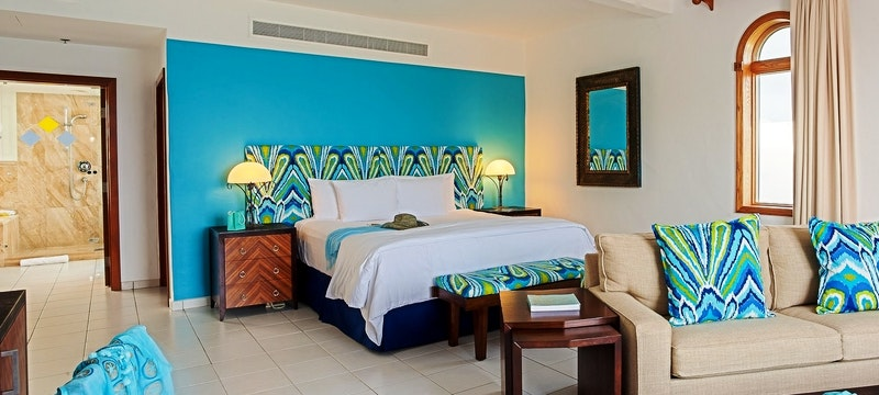 One bedroom suite at CuisinArt, Anguilla