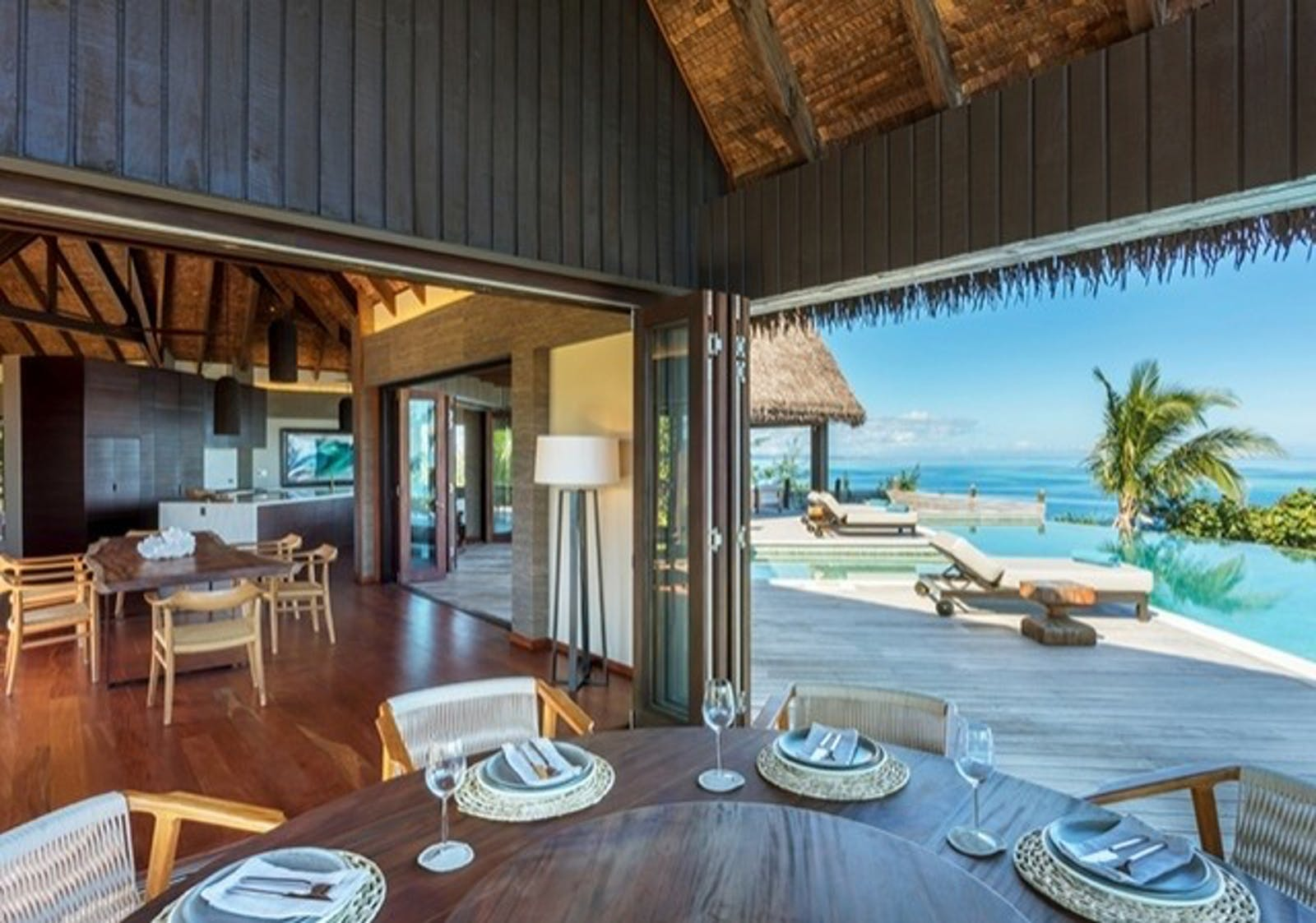 Oceanview Pool Residence at Six Senses Fiji