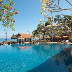 Main swimming pool at Sudamala Suites & Villas Senggigi