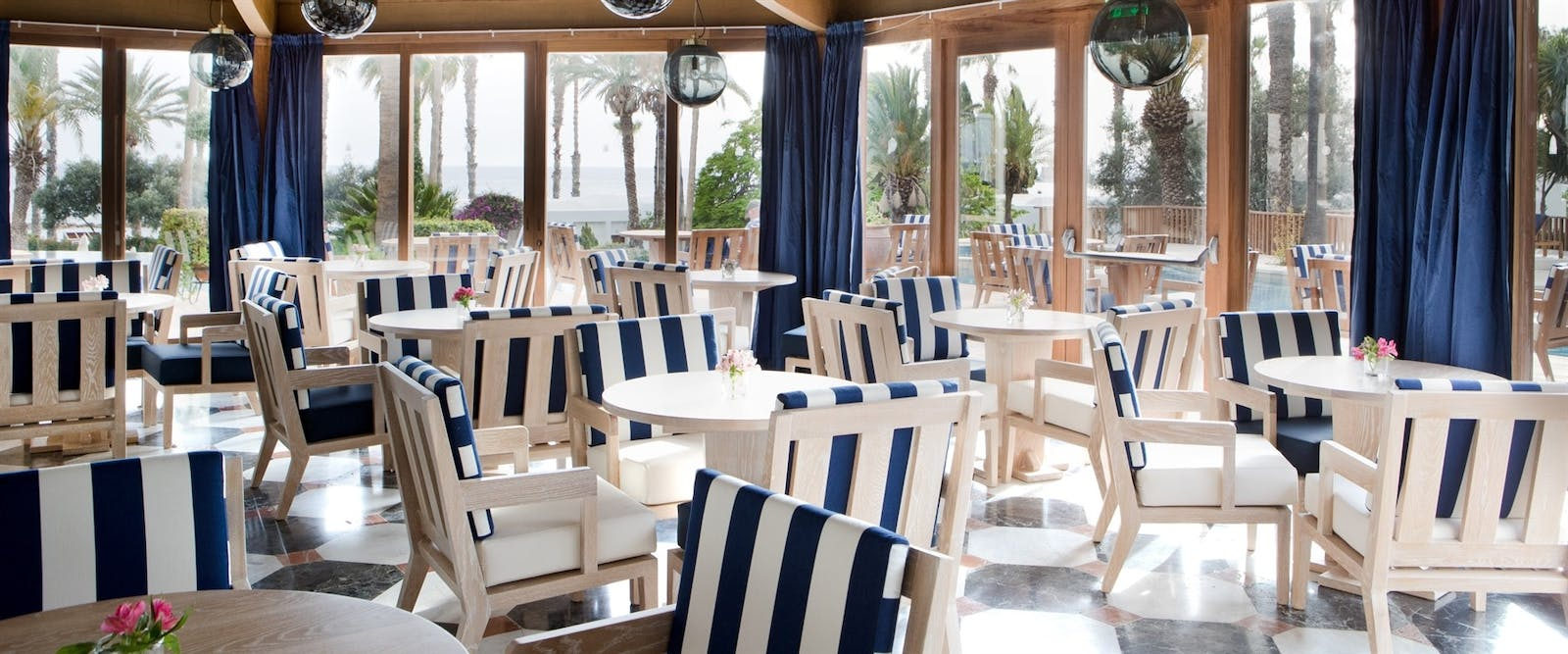Asteras Restaurant at Annabelle, Paphos, Cyprus