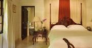 Villa bedroom at The Villa Sandy Lane, Barbados