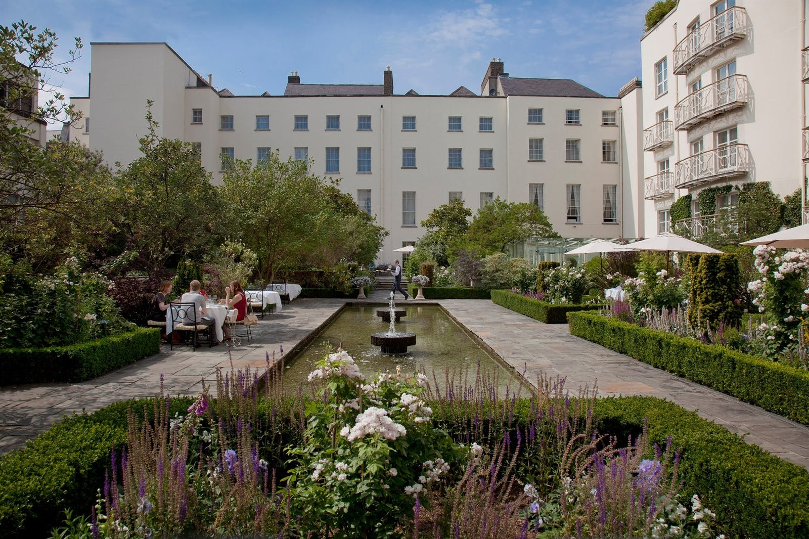 The Gardens at the Merrion