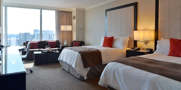grand double rooms
