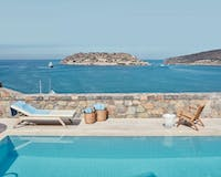 Island Luxury Suite, Blue Palace a Luxury Collection Resort & Spa, Crete, Greece